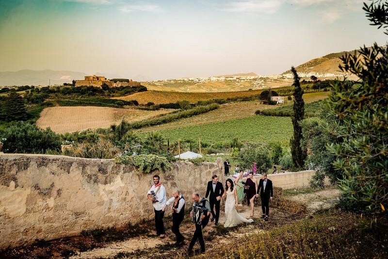 the sicilian wedding x perience